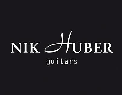 NIK HUBER GUITARS - DEMANDING ASSHOLES CAMPAIGN