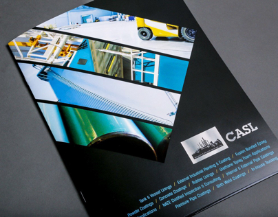 CASL: Website and Brochure