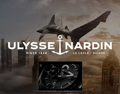 Ulysse Nardin - Design Web