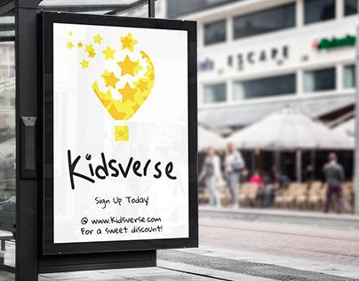 Kidsverse Brandguides