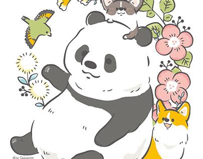 WWF JAPAN's 50th anniversary
