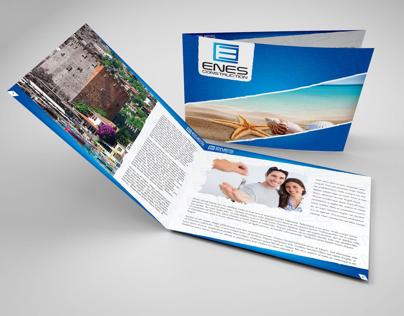 Enes & Yılmaz Turhan inşaat katalog
