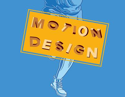 Motion Design Explosion