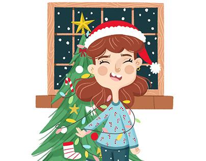 Happy Holidays GIF - Christmas 2019