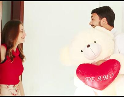 Namorados - Kairos Presentes - Social media video.
