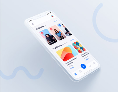 Educational App | UX/UI