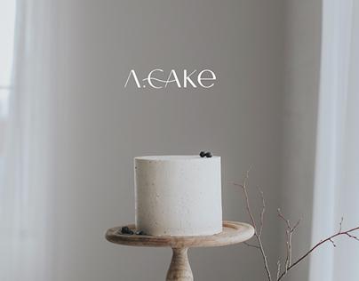 A Cake - Confectionary
