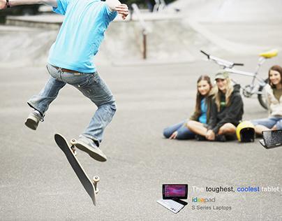 Lenovo Laptop Ads