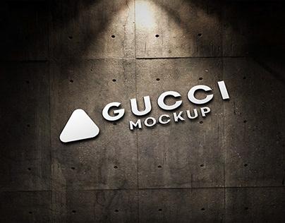 Free Show Light Logo Mockup