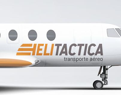 Helitactica Brand Concept