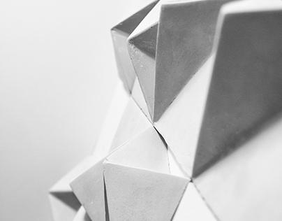Module. Ceramic tiles