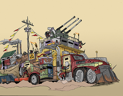 Murder Truck