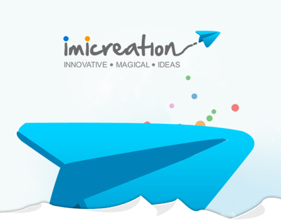 imicreation redesign - v3
