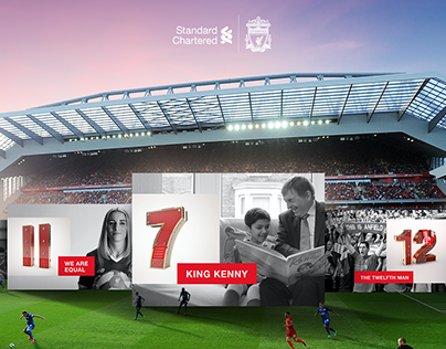 The Power of Numbers : Standard Chartered Bank x LFC