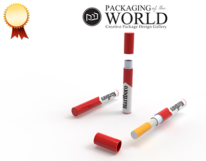 Cigarette Packaging (Featured in POTW)