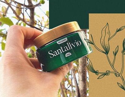 Santalívio - Key Visual