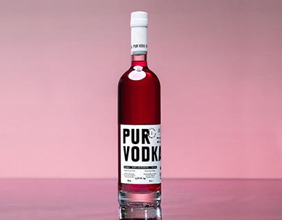 Pur Vodka Série Autographe Édition 03
