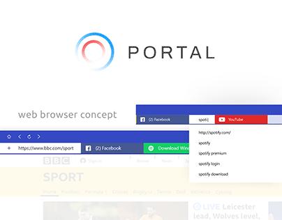 Web Browser   Concept