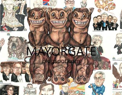 Caricatures (2011 - 2013)