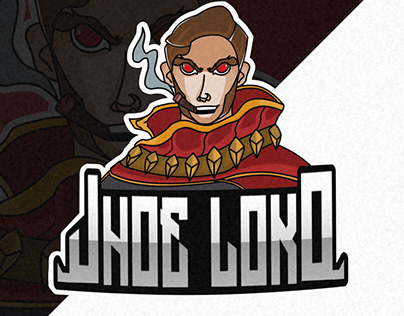 LOGO E-SPORTS JHOE LOKO
