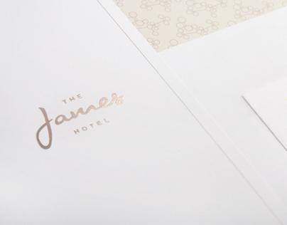 The James Hotel Rebrand
