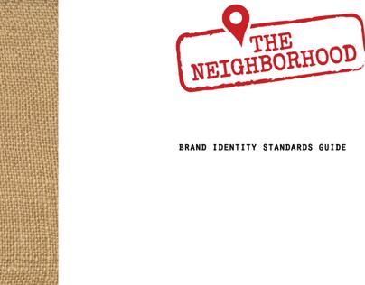 The Neighborhood Brand Identity