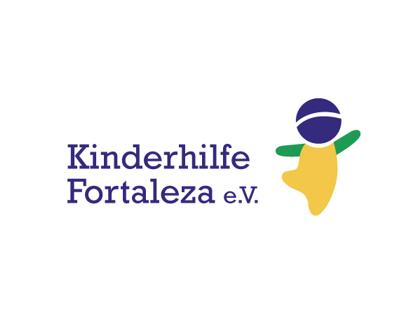 Logodesign for Kinderhilfe Fortaleza