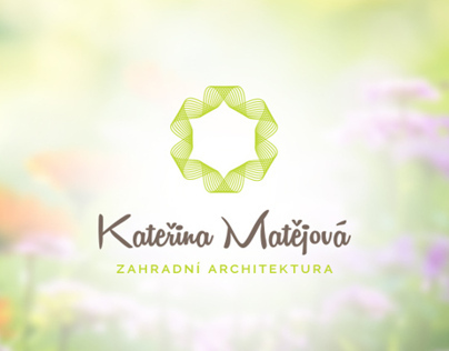 Garden architect Katerina Matejova