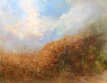 Image of Nature Landscape-The Autumn.