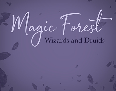 Residents of the magic forest