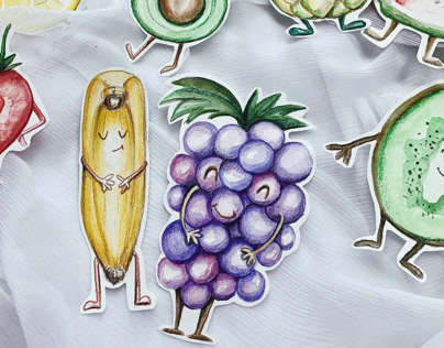 Fruits friends