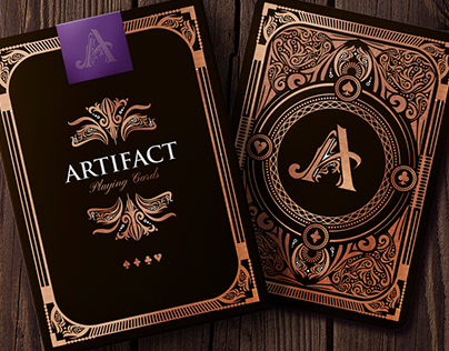 Artifact - Playing cards