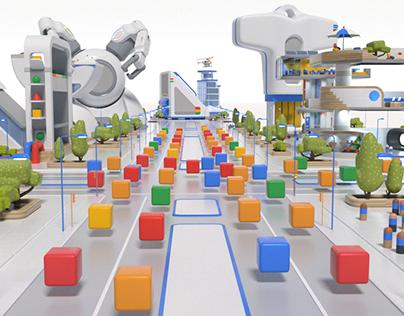 Google Next 19'- Bonfire Labs