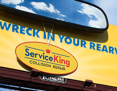 REARVIEW MIRROR // SERVICE KING