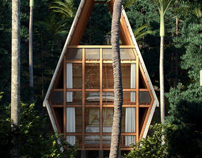 Casa Macaco(Monkey House)