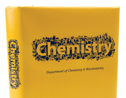 Chemistry Book Jacket