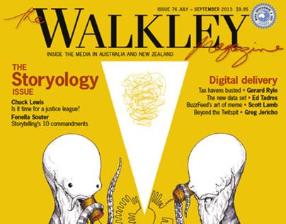 The Walkley Magazine