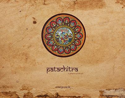 Pattachitra (Folk art of Odisha)