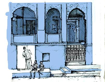 Blue House - Jodhpur
