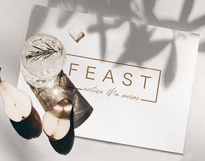 FEAST Logo Design