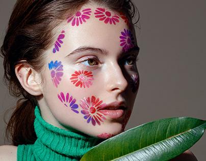 Art beauty work
