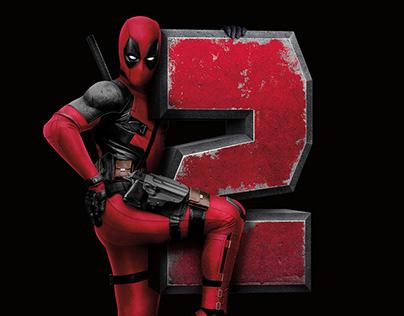 Website concept Deadpool 2