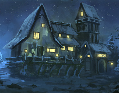 Medieval Fantasy Environments