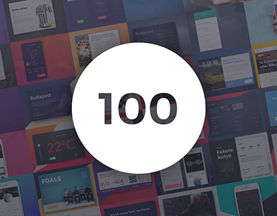 100 Day UI Design Challenge