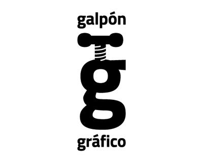 Logo Galpón Gráfico