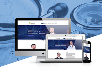 Dr Wiam Wordpress Website