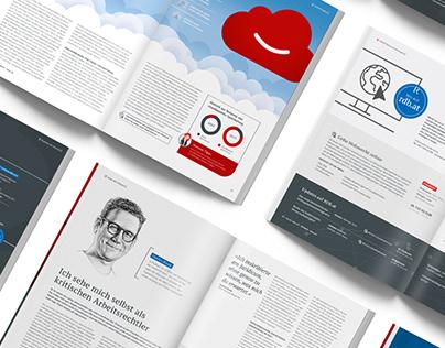 RECHT AKTUELL · Editorial Redesign