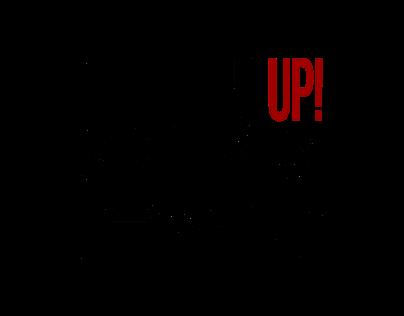 Rise UP! Logo & Brand Identity