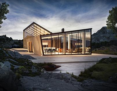 Mountain Residence   Norway