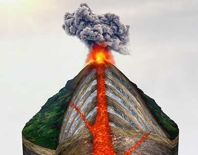 Volcano Eruption's section